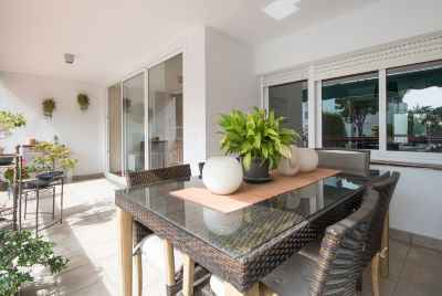 Beautiful sunny apartment on Maresme Coast